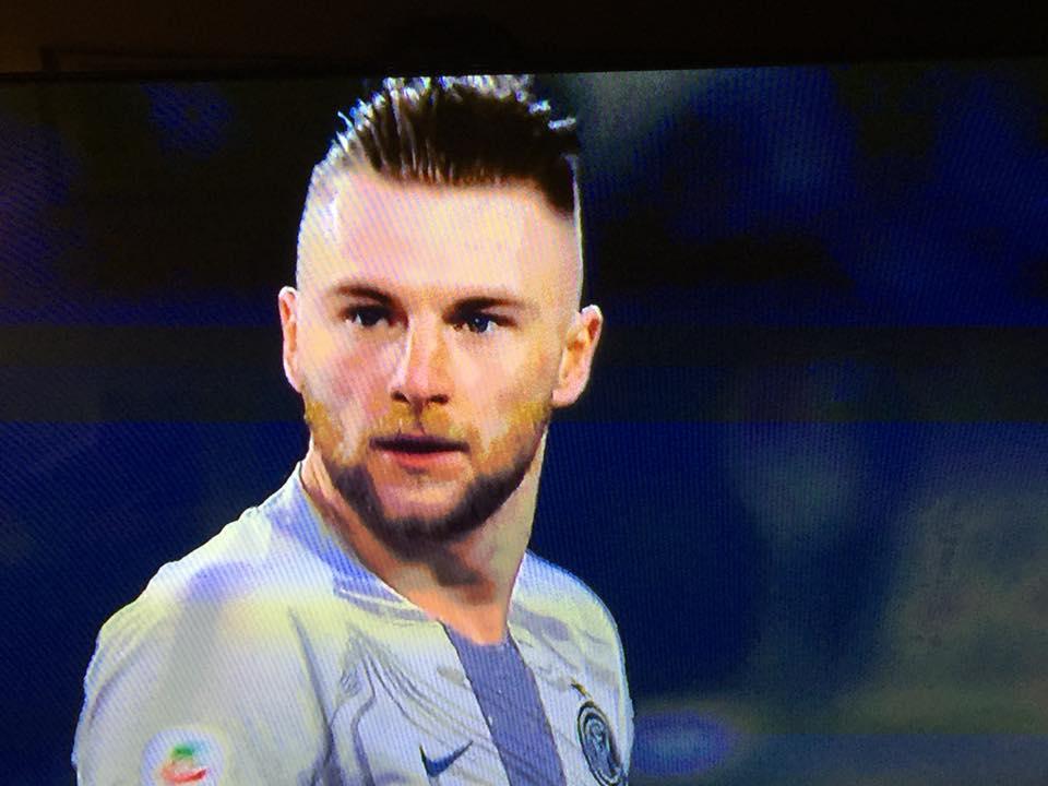 Skriniar miglior difensore dell'Inter
