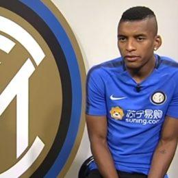 Le formazioni ufficiali di Inter-Doria