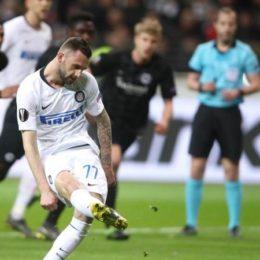 Quest'Inter ci Eintracht poco