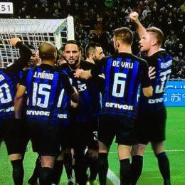 Formazioni ufficiali Inter-Lazio