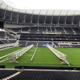 Il nuovo stadio del Tottenham è nel caos