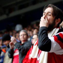 Premier, il crollo dell'Arsenal