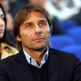 Antonio Conte, il primo giorno da allenatore dell'Inter