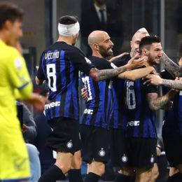 Le formazioni ufficiali di Napoli-Inter