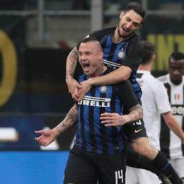 Le formazioni ufficiali di Udinese-Inter