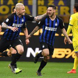 Le formazioni ufficiali di Inter-Empoli