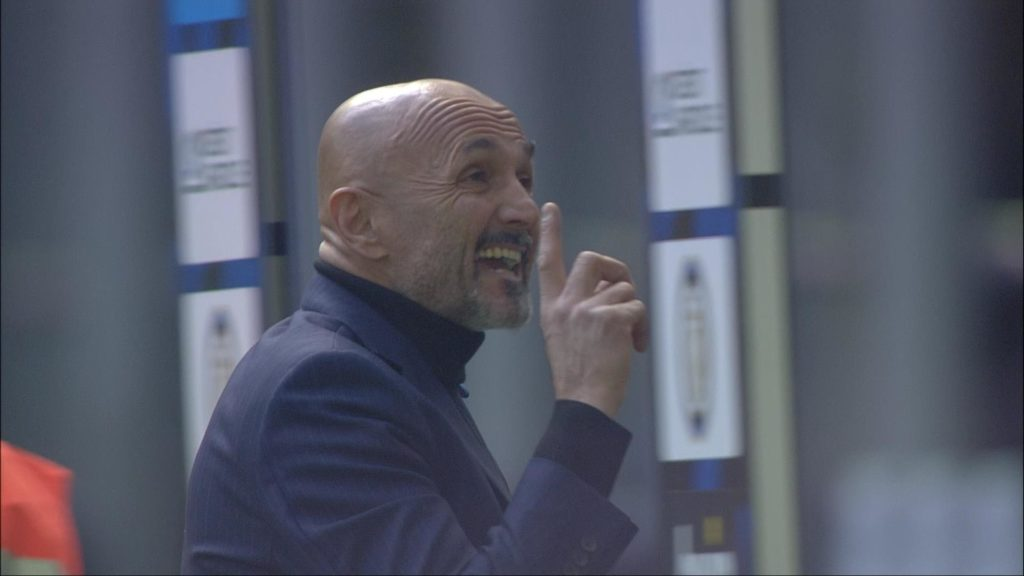 spalletti arrogante