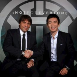 UFFICIALE - Antonio Conte resta all'Inter