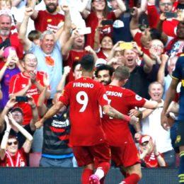 Liverpool troppo forte per l'Arsenal