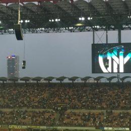 Hellas-Inter, formazioni ufficiali