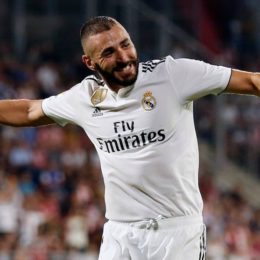 Liga, Benzema è benzina nel motore di Zidane