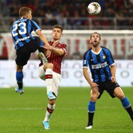Inter-Lazio, le formazioni ufficiali