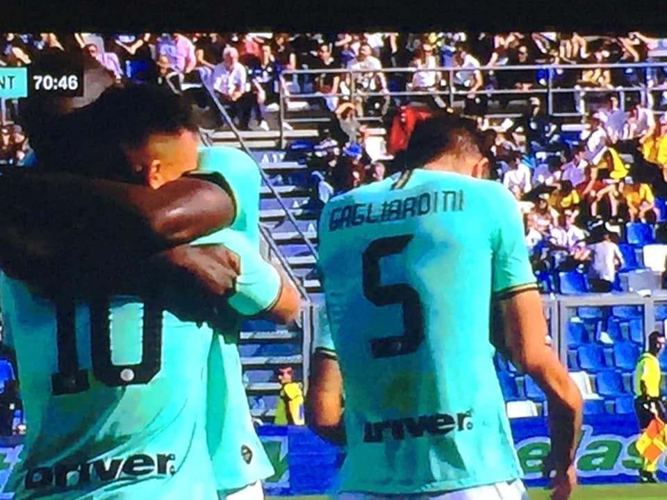 Attaccanti dell'Inter