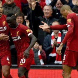 Supercappotto per il Liverpool, otto su otto