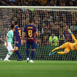 Le pagelle di Barcellona-Internazionale 2-1