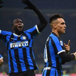 L'Inter parte a razzo, poi l'Atalanta recupera
