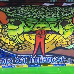 Le formazioni ufficiali di Inter e Milan