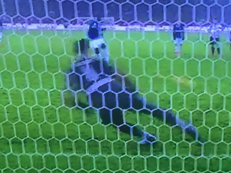 Lukaku calcio di rigore