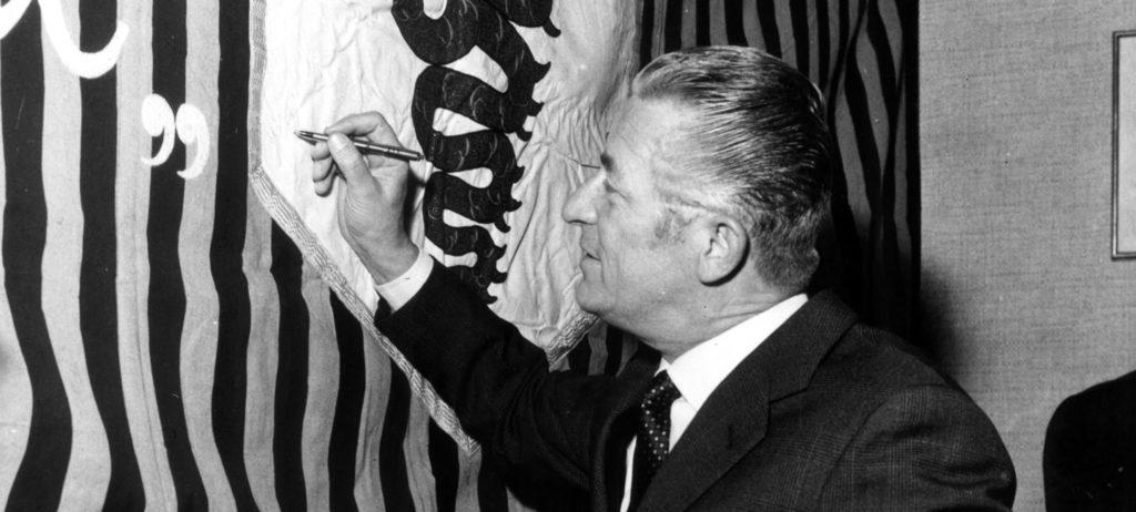 Fraizzoli presidente inter anni 70