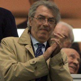 I 75 anni di Moratti, una passione che dura una vita