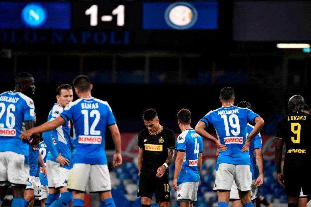L'Inter in coppa italia