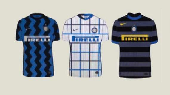 Nuove maglie Inter