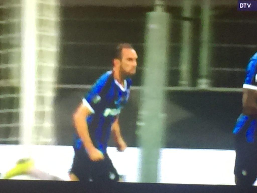 Godin gol nella finale