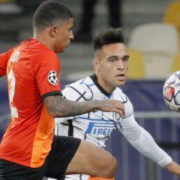 Le pagelle di Shakhtar-Inter 0-0
