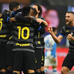 All'Inter basta uno squillo, battuto il Napoli