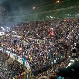 Inter-Spezia, i 22 ufficiali