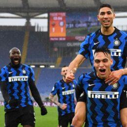 Spettacolare pareggio tra Roma e Inter