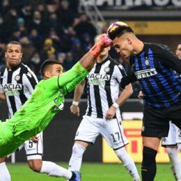 Occasione persa per l'Inter