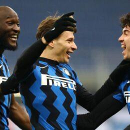 A Firenze l'Inter concede poco e crea tanto