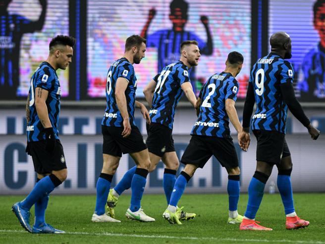 L'Inter batte l'Atalanta