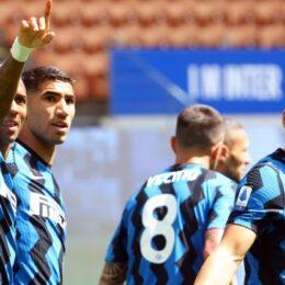 L'Inter chiude in gloria una stagione gloriosa
