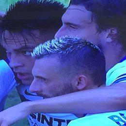 Le formazioni ufficiali di Inter-Real